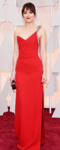 Dakota Johnson Oscars 2015